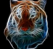 Tiger-Power Animals by Liane Pinel by Liane Pinel