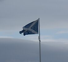 Scottland Flag by Butchie
