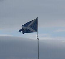 Scottland Flag by Butchie