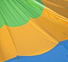 Merry Go Round Tent Top by phil decocco