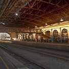 Ballarat Railway Station by Lynden