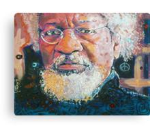 The Nobelist Canvas Print