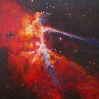Cygnus Loop by Susan Duffey