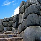 imposing walls of incan kings by nicole makarenco