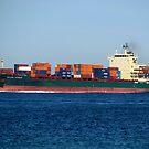 Ocean Cargo by SuziTC