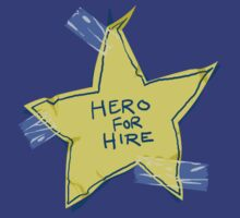 Hero For Hire by Brett Waldon
