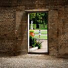Through The Garden Gate by DonDavisUK