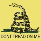 Don't Tread On Me Shirt by RepublicanShirt