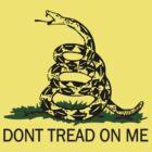 Don't Tread On Me Shirt by RepublicanShirt