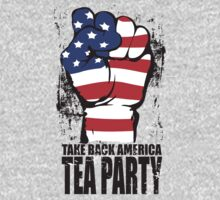Take Back America Tea Party Shirt by RepublicanShirt