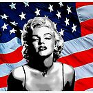 Marilyn Monroe-American Beauty by OTIS PORRITT
