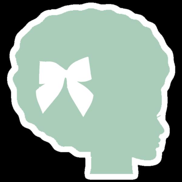 Louie Girl in Gum Leaf by reesebloom