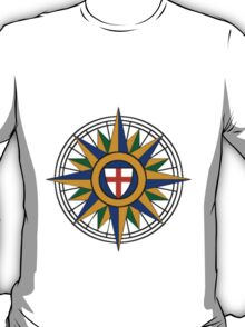 Anglican Compass Rose T-Shirt
