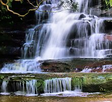 Somersby Falls by Nickie