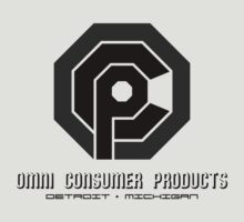 OCP - Omni Consumer Products by ottou812