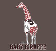 Baby Giraffe Belt Kids Clothes