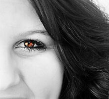 The brown eyes by Doty