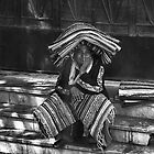 Carpet Lady (Cairo) by Hovis