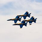 Angels in Formation by Brad Scaggs