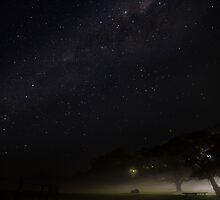 Starry Fog - Nowra by Scott Atherton