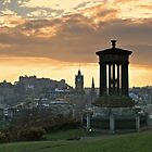 Edinburgh Skyline by asm1