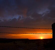 Evening's End by Roads Not Traveled by Ric J
