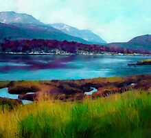 Tierra del Fuego National Park by CrowningGlory