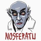Mani Yack Nosferatu by monsterfink