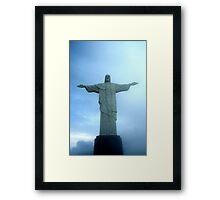 Cristo Redentor Framed Print