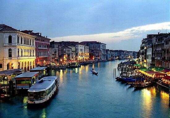 Venice Evening 2 by Larry3