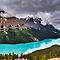 Peyto Lake by Karl Lindsay