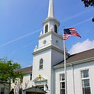 The Federated Church Of Hyannis, MA By Jonathan Green by Jonathan  Green