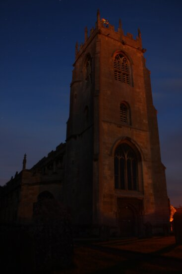 Winchcombe church by yampy