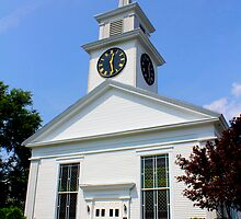 First Baptist Church Hyannis Massachusetts USA By Jonathan Green by Jonathan  Green