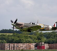 Supermarine Spitfire Vb by PhilEAF92