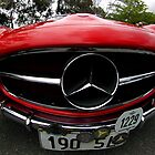 Mercedes Benz 190 SL 1958 model  by Carole-Anne