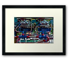 The Holley Duo Framed Print