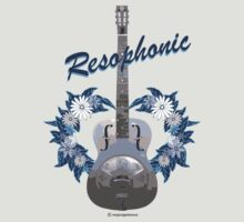 Resophonic Guitar 1 by DocMiguel