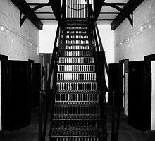 Military Prison, Edinburgh by Sarah Cowan