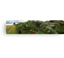 Countryside: Kingswood, Surrey -(260811e)- digital panorama photo Canvas Print