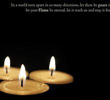 Peace and Light by Sarah Cowan