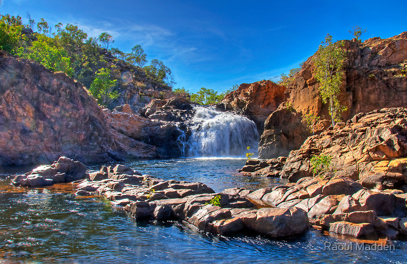 EDITH FALLS by Raoul Madden