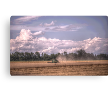 fruitful fields of barron Canvas Print