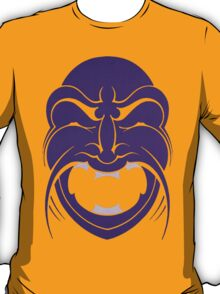 Art Noveau Tribal Halloween Mask T-Shirt