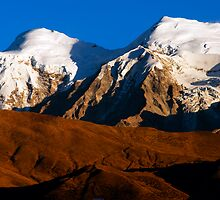 Chak La Mountain, Tibet. by bulljup
