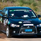 Targa West 2011, 25c Way To Happiness Mitsubishi Ralliart Lancer by Immaculate Photography
