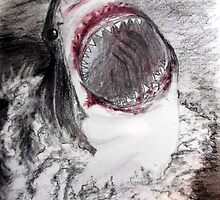 SHARK!!!!! by Corrina Holyoake