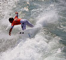 The Surfer by tom j deters