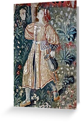 Flemish/Northern French tapestry by Kiriel