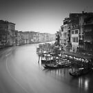 Venice: Canal Grande Study III by Nina Papiorek
